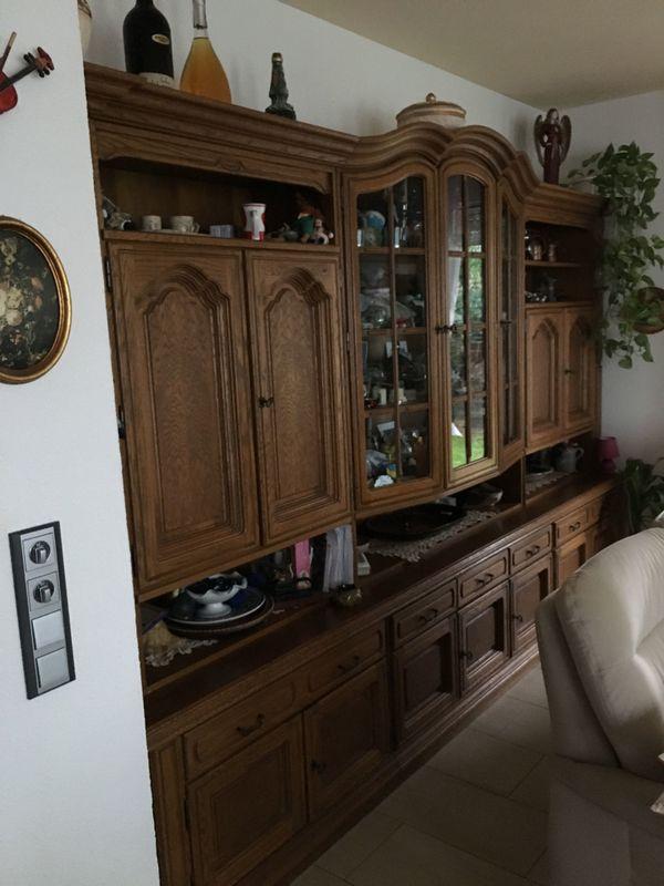 Rustikale Wohnzimmermöbel wohnzimmermöbel eiche rustikal in hambrücken wohnzimmerschränke