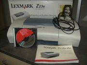 Lexmark Drucker Z23e