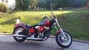 Harley-Davidson FXST EVO