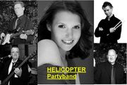 Partyband HELICOPTER Liveband