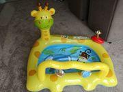 Babyplanschbecken Intex 57105n - Lachende Giraffe