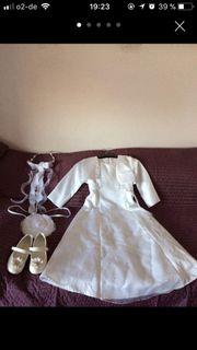 Kommunion Kleid Größe