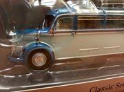 Mercedes-Benz O 3500 Bus blau