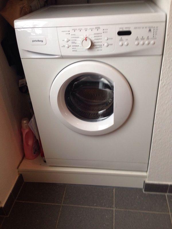 waschmaschine privileg ankauf und verkauf anzeigen billiger preis. Black Bedroom Furniture Sets. Home Design Ideas