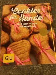 Kochbuch für Hundekekse