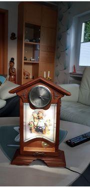 Kleine Wand Tisch Uhr mit