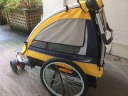 Nordic Cab Kinderanhänger neuwertig