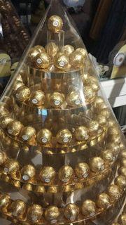 Ferrero Rocher Aufsteller