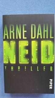 Arne Dahl - Neid