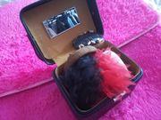 Kosmetikkoffer mit 12 Teilen Haarschnuck