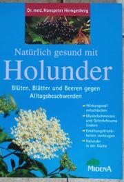 Natürlich gesund mit Holunder Blüten
