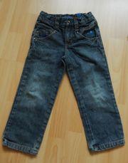 Jeans blau Gr 3T 98