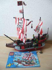 Großes LEGO Piratenschiff