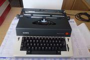 Elekktrische Schreibmaschine