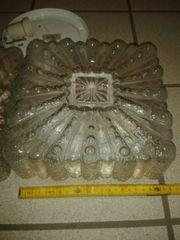 Badlampe Kristallglasleuchte Wandleuchte Deckenleuchte Glas