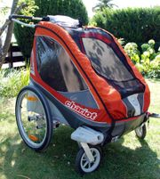 Chariot Corsaire 2 in Orange