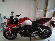 Yamaha Fazer 1000,