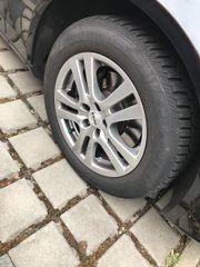 4 Winteraluräder/Reifen