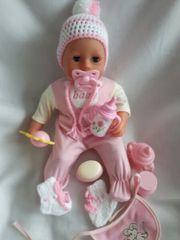 Babypuppe von Bayer