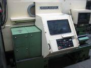 CNC Drehmaschine Weisser