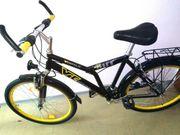 schönes Fahrrad neuwertig