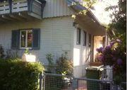 Einfamilienhaus im Chalet Stil mit