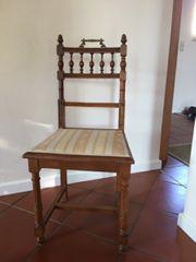 6x Gründerzeit Stühle