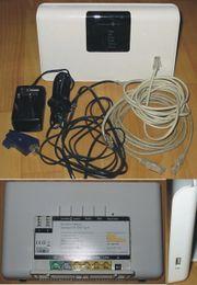 DSL WLan Router