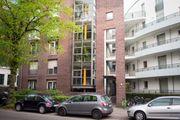 Tiefgaragenstellplatz in der Jarrestraße 74