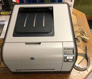 HP Laserjet 1515N Farblaserdrucker mit