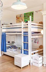 Hanndgefertigtes Kinderbett - Stockbett