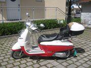 Motorrad Roller 125