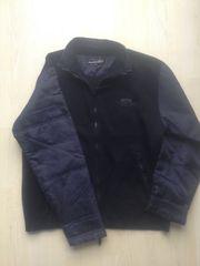 Pullover Jacke schwarz Größe M