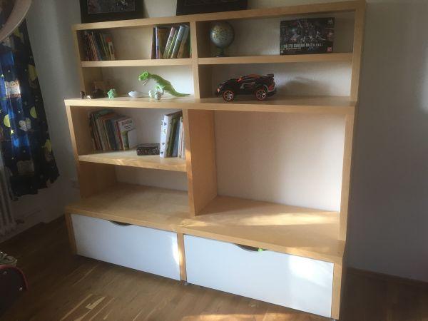 wohnwand in einem ankauf und verkauf anzeigen billiger preis. Black Bedroom Furniture Sets. Home Design Ideas