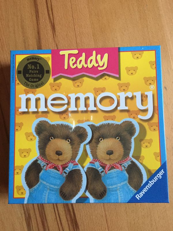 Memory neu Teddy