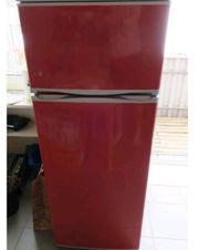 Severin Kühlschrank rot Kühl- und