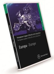 Mercedes Benz Navigations DVD Comand