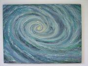 NGC 1232 Spirale-Galxie Öl-Gemälde