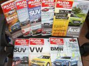 Zeitschriften Auto Motor