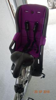 Kindersitz f. Fahrrad