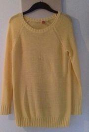 Pullover gelb von H M