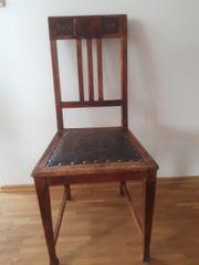 alter Stuhl Holz