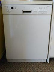Spülmaschine Siemens ecoStar Abolung bis