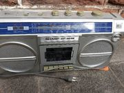 Radio Kassettenrekorder