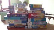 Puzzle und Spiele für Kinder