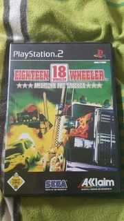 18 Wheelers PlayStation