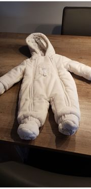 Kanz Baby Strampler Winteranzug