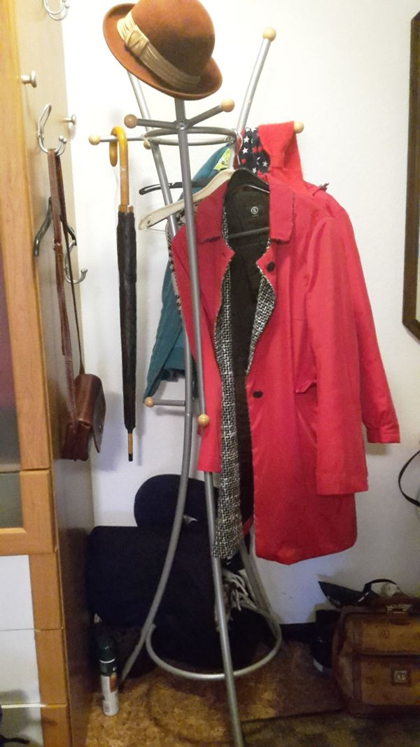 Garderobe Ständer 3 » Garderobe, Flur, Keller