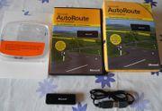 Microsoft AutoRoute mit