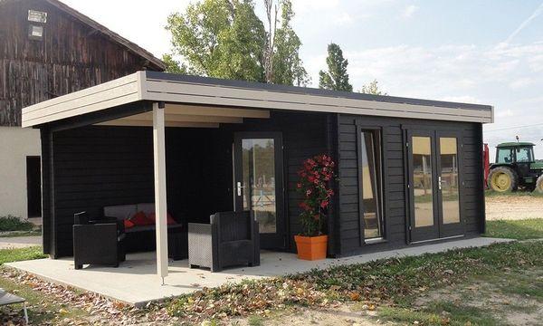 Freizeithaus Rodez 12 3 M Innenraum 9 4m Von Garten Hausshop De